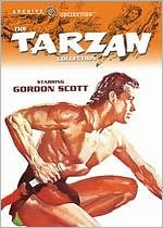 Tarzan Collection: Startting Gordon Scott