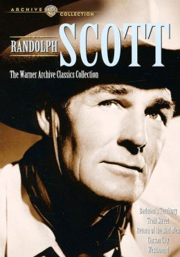 Randolph Scott: the Warner Archive Classics Collection