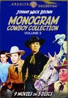 Monogram Cowboy Collection, Vol. 3: Johnny Mack Brown