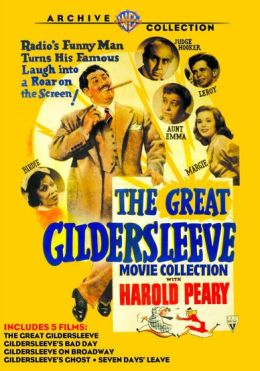 Great Gildersleeve Movie Collection