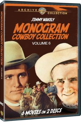Monogram Cowboy Collection 6