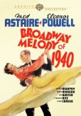 Video/DVD. Title: Broadway Melody of 1940