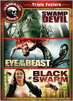 Maneater Series: Swamp Devil/Eye of the Beast/Black Storm