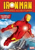 Video/DVD. Title: Iron Man: Armored Adventures: Complete Season 1