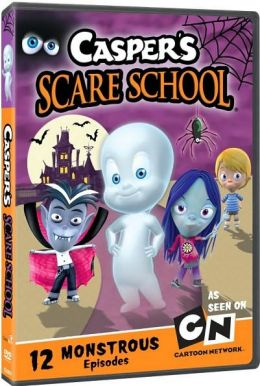 Casper's Scare School: 12 Monstrous Episodes