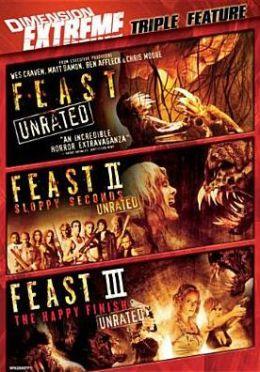 Feast/Feast Ii/Feast Iii