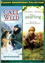 Classic Adventures Collection: Call of the Wild/the Yearling
