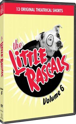 Little Rascals, Vol. 6