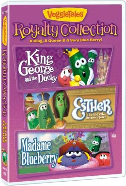Veggie Tales: Royalty Collection - King George and the Ducky/Esther/Madame Blueberry