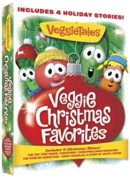 Veggie Tales: Veggie Christmas Favorites
