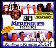 30 Merengues Pegaditos: Lo Nuevo y lo Mejor 2008 [2CD/1DVD]