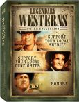 Video/DVD. Title: Legendary Westerns 3-Film Collection