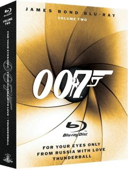 James Bond Blu-ray Volume 2