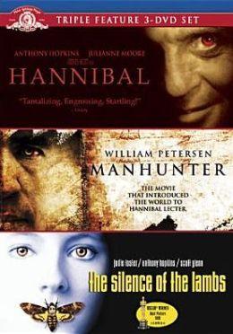 Hannibal/Manhunter/the Silence of the Lambs