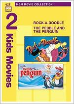 Pebble and the Penguin/Rock-a-Doodle