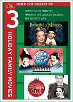 Mgm Movie Collection: 3 Holiday Family Movies
