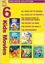 Mgm Movie Collection: 6 Kids Movies