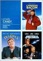 John Candy Collection: Canadian Bacon/Delirious/Spaceballs