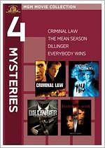 Criminal Law/the Mean Season/Dillinger/Everybody Wins