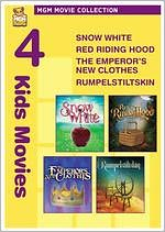 Snow White/Red Riding Hood/the Emperor's New Clothes/Rumpelstiltskin