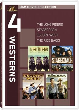 The Long Riders / Stagecoach (1986) / Escort West / The Ride Back