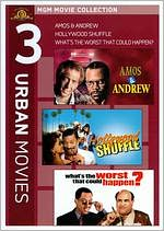 What's the Worst That Could Happen?/Amos & Andrew/Hollywood Shuffle