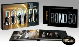 Bond 50: Celebrating Five Decades of Bond 007