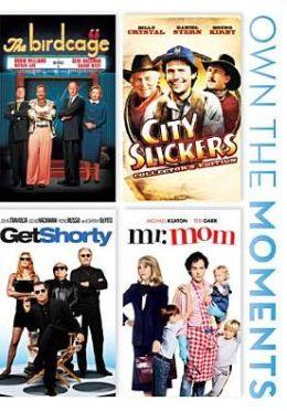 Birdcage/City Slickers/Get Shorty/Mr. Mom