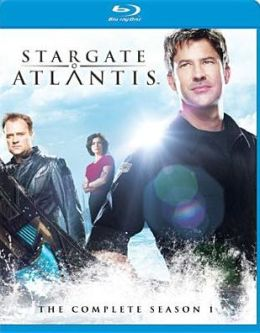 Stargate Atlantis: the Complete Season 1