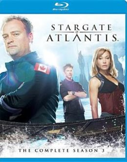 Stargate Atlantis: the Complete Season 3