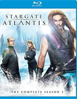 Stargate Atlantis: the Complete Season 5