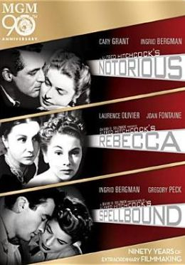 Notorious/Rebecca/Spellbound