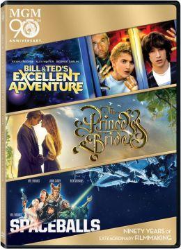 Bill & Ted's Excellent Adventure/Princess Bride/Spaceballs