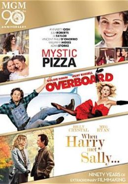 Mystic Pizza/Pverboard/When Harry Met Sally