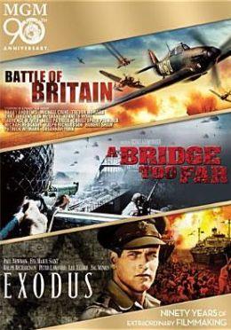 Battle of Britain/a Bridge Too Far/Exodus