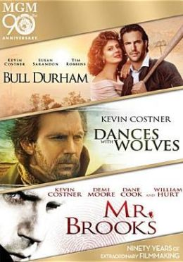 Bull Durham/Dances with Wolves/Mr. Brooks