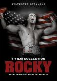Video/DVD. Title: Rocky 4-Film Collection
