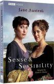 Video/DVD. Title: Sense & Sensibility