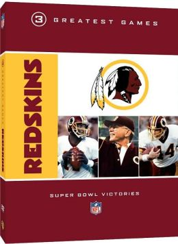 NFL: Greatest Games Series -  3 Greatest Games of the Washington Redskins