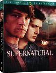Video/DVD. Title: Supernatural - Season 3