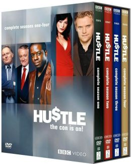 Hustle - Seasons 1-4