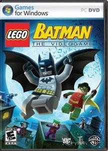 WARNER HOME VIDEO - GAMES 1000038900 LEGO BATMAN - WIN 2000 XP Vista