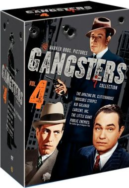 The Warner Gangsters Collection, Vol. 4