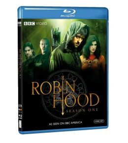 Robin Hood: Season One (4pc) / (Ws Ac3 Dol)