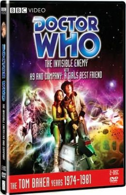 Doctor Who - Invisible Enemy & K-9 and Company