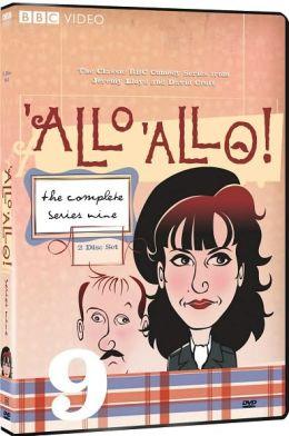 'Allo! 'Allo! - Series 9