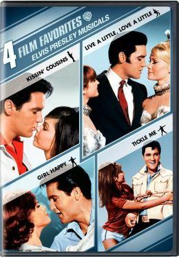 Elvis Presley Musicals: 4 Film Favorites