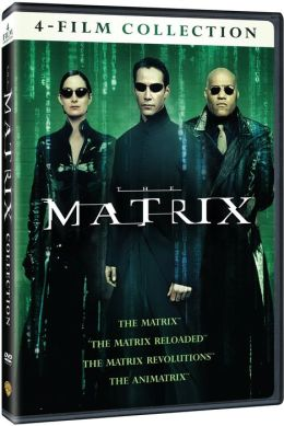 Matrix Collection: 4 Film Favorites