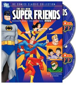 All-new Superfriends Hour: Season One V.2