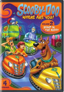 Scooby-Doo, Where Are You!: Season 1, Vol. 2